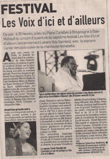 France antilles : concert lyrikado guadeloupe 11