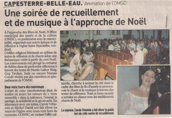 France antilles : concert lyrikado guadeloupe 12