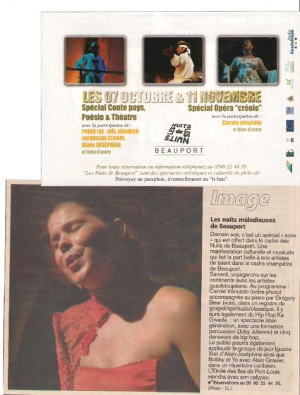 France antilles : concert lyrikado guadeloupe 13