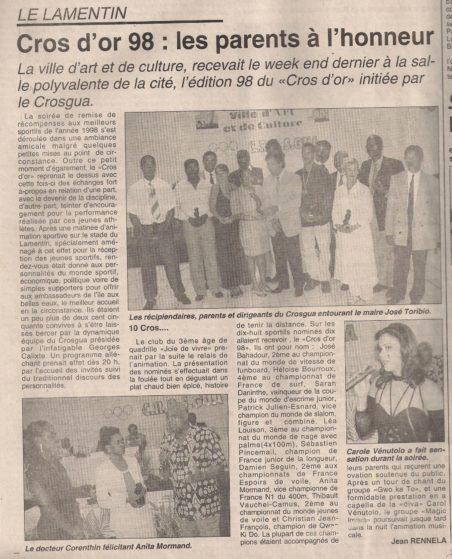 France antilles : concert lyrikado guadeloupe 2