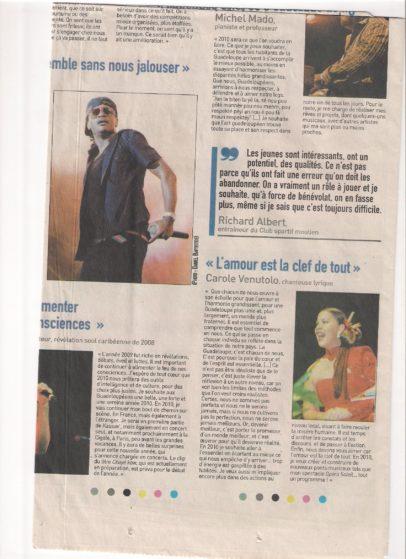 France antilles : concert lyrikado guadeloupe 4