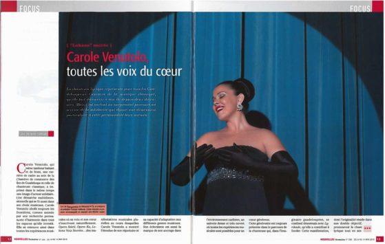 Presse Carole Venutolo